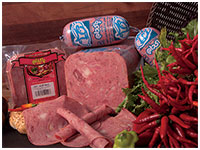 Meat Kielbasa uses different formulations to finally bring a special taste for you